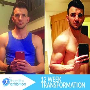 dean online personal training transformation